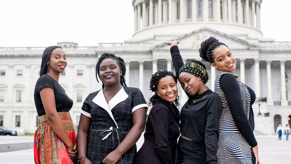 COMPASS Reverse Congressional Delegation Advocates: Impress, Inspire, Inform, and Invigorate